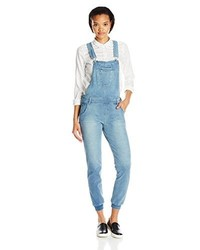 Kensie Jeans Denim Knit Overall