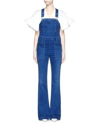 Stella McCartney Medium Wash Denim Dungarees