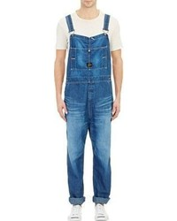 Needles Denim Overalls Blue