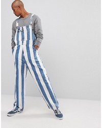 Levi's Silvertab Baggy Stripe Dungarees