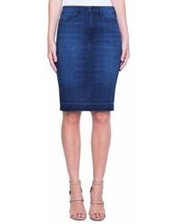 Liverpool Jeans Company Denim Pencil Skirt