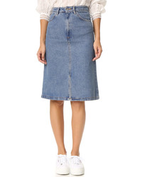Mih jeans parra skirt medium 774148