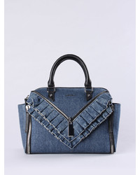 Diesel Tm Satchels And Handbags P1214 Blue