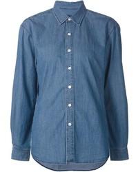 3x1 Classic Denim Shirt