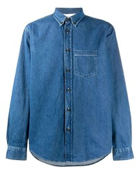 Acne Studios Button Down Denim Shirt