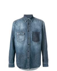 Saint Laurent Classic Denim Shirt