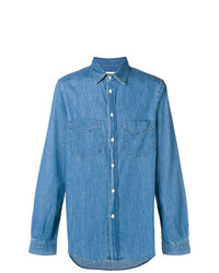 Kent & Curwen Classic Denim Shirt