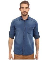 Mavi Jeans Denim Button Down