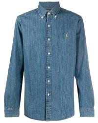 Polo Ralph Lauren Denim Button Down Shirt