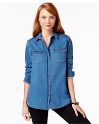 KUT from the Kloth Denim Shirt