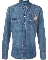 Denim shirt medium 751994