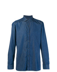 Z Zegna Denim Shirt