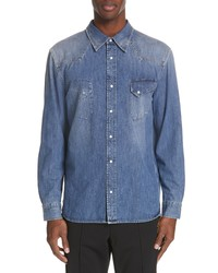 Maison Margiela Denim Sport Shirt
