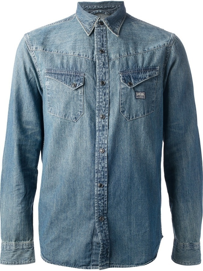Denim & Supply Ralph Lauren Ralph Lauren Denim Supply Denim Shirt