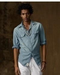 Denim & Supply Ralph Lauren Shirt Ward Shirt