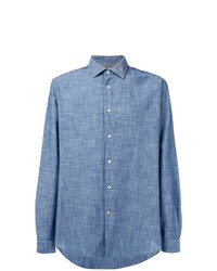 Barbour Highfield Denim Chambray Shirt