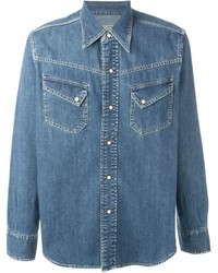 Levi's Vintage Clothing 1950s Western Denim Shirt