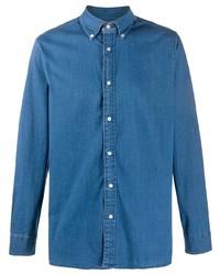 Tommy Hilfiger Long Sleeved Denim Shirt