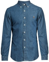 Polo Ralph Lauren Long Sleeved Denim Shirt