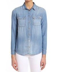 Mavi Jeans Mavi Sammy Indigo Gold Denim Shirt