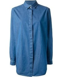 Mr start woman denim shirt medium 67219