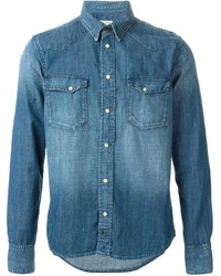 d7b309dc46 Men s Denim Shirts by Nudie Jeans