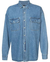 Fear Of God Oversized Denim Shirt