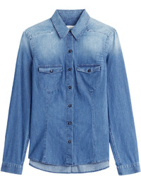Balmain Pierre Denim Shirt