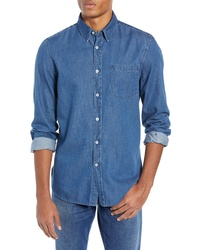 French Connection Regular Fit Denim Shirt