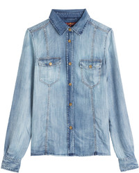 7 For All Mankind Seven For All Mankind Denim Shirt