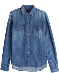 Seven For All Mankind Denim Shirt