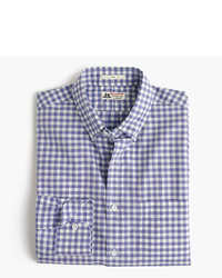 J.Crew Slim Thomas Mason For Washed Shirt In End On End Cotton