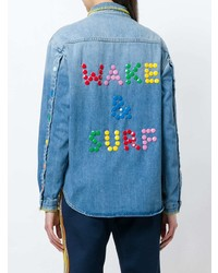 Mira Mikati Wake And Surf Shirt