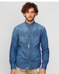 Denim & Supply Ralph Lauren Western Denim Shirt