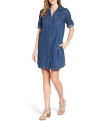 Bree denim shirtdress medium 3695055