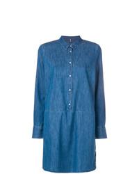 Tommy Jeans Button Denim Dress