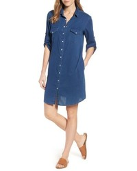 Denim shirtdress medium 5169683