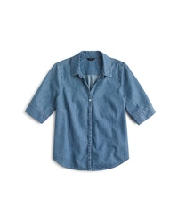 J.Crew Button Up Chambray Shirt