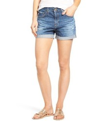 Ag hailey ex boyfriend denim shorts medium 3760939