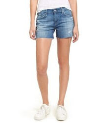 Ag hailey high waist cutoff denim shorts medium 3768580