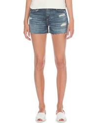 AG Jeans Ag The Sadie Cut Off Denim Shorts