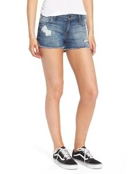 STS Blue Boyfriend Distressed Denim Shorts