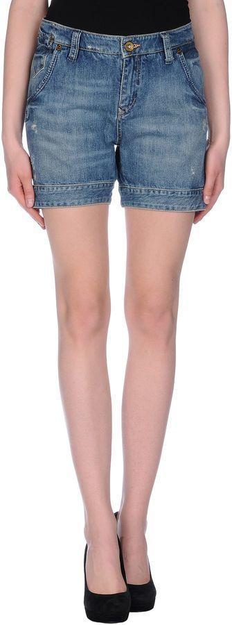 Tommy Hilfiger Denim Denim Shorts