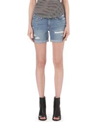 Paige Denim Grant Denim Shorts