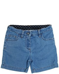 Dolce & Gabbana Stretch Light Cotton Denim Shorts