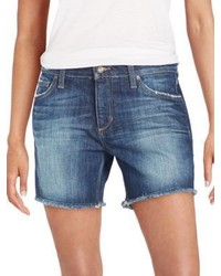 Joe's Jeans Ex Lover Frayed Denim Shorts
