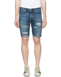 Indigo denim 511 shorts medium 1249857