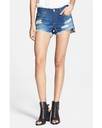Jean the cutoff denim shorts medium 3753263