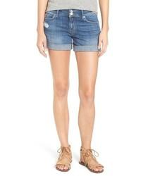 Jeans croxley cuffed denim shorts medium 745322