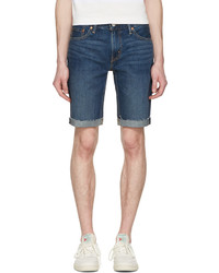 Levis blue denim cut off 511 shorts medium 1249961